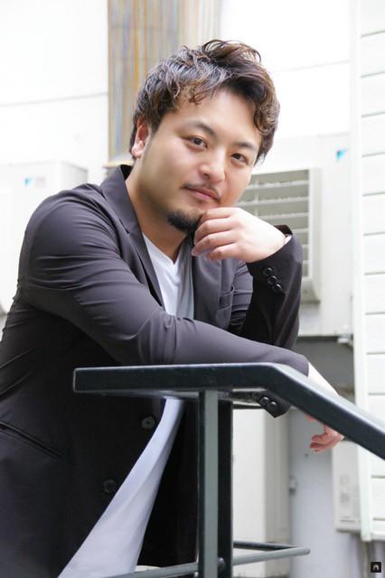 代表の鈴木啓介さん